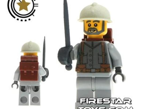 6 x WWI Collection 3d printed firestar toys
