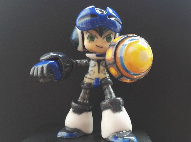 Beck (Mighty No. 9)