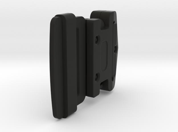 ARROW - Arsenal Belt Buckle in Black Natural Versatile Plastic