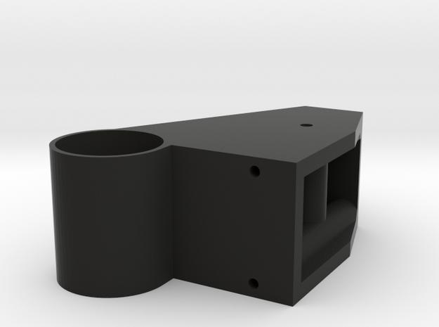 Bruder 574 Loader - FrontStructure in Black Natural Versatile Plastic