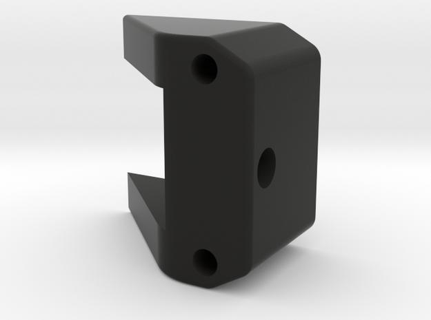 Bruder 574 Loader - RearAxleMountFront in Black Natural Versatile Plastic