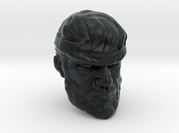 1/18 Scale Head 05 in White Natural Versatile Plastic