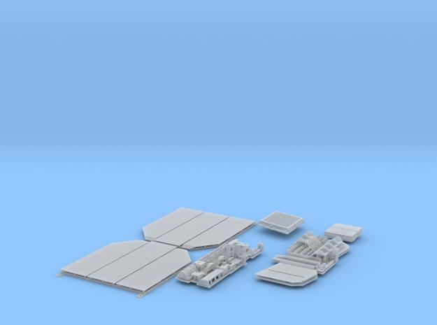 1:16 Jagdpanzer 38 detail set (part 1)