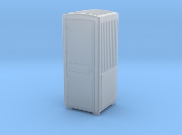 TJ-H01135 - Toilettes de chantier éch H0 in Smooth Fine Detail Plastic
