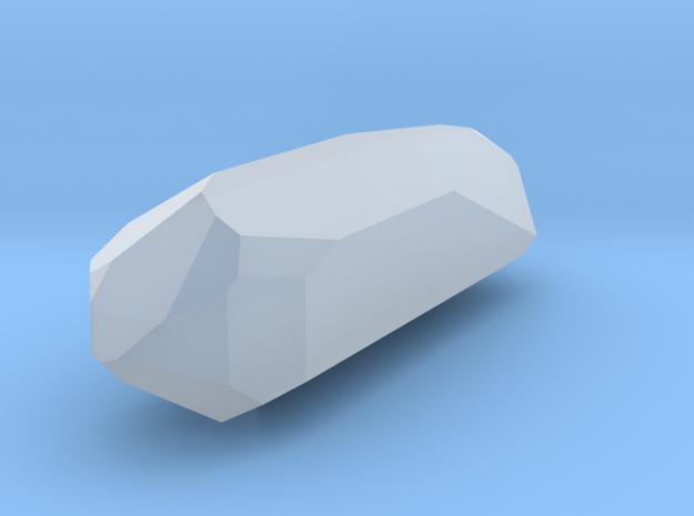 Kyber Crystal V2 in Smooth Fine Detail Plastic