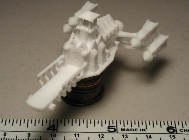 Gothic Carrier 3d printed Photo