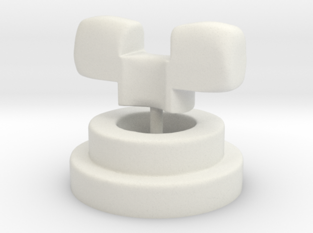 Luts/Fairyland replacement adapter SD size in White Strong & Flexible