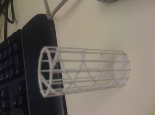 Flicka 1.2 Stairs 3d printed Without lighter