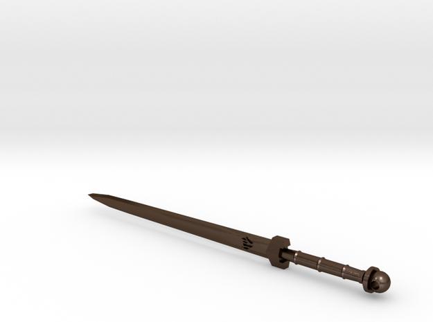 HanDynastyBookmark in Polished Bronze Steel