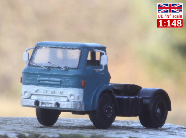 Ford D series tractor truck UK N scale