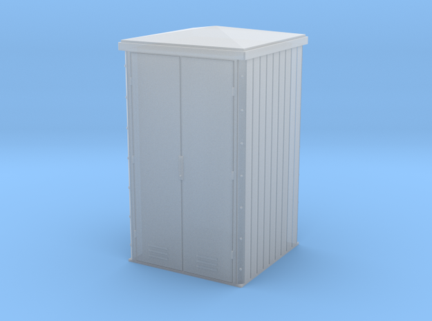 TJ-H04658 - Armoire electrique métallique in Smooth Fine Detail Plastic