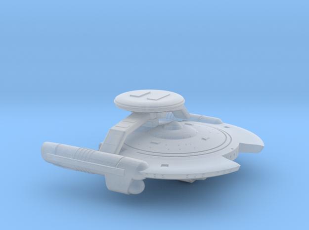 Terran Inspiration Class Corvette w Sensor Pod 1:7 in Smooth Fine Detail Plastic