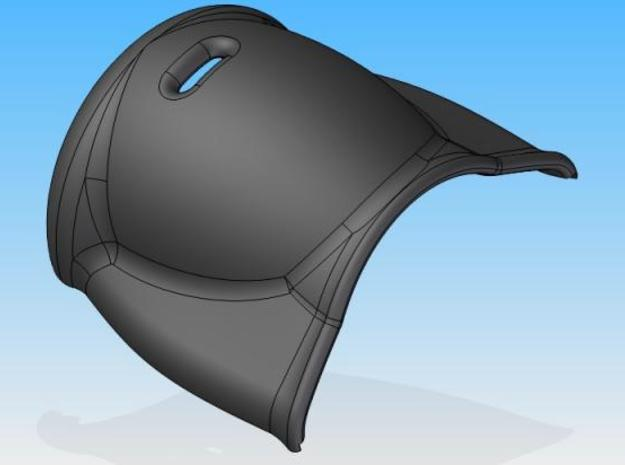 LHL-Upper Shell 3d printed Description
