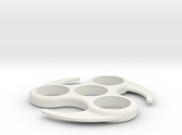 Spinner Pro Mini in White Strong & Flexible