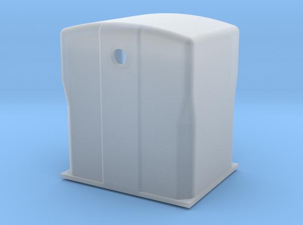 TJ-H01118 - Benne à verre in Smooth Fine Detail Plastic