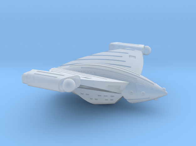 Detroitan Tempest Class Tactical Cruiser-1:7000 in Frosted Ultra Detail
