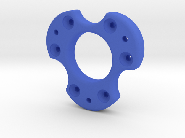 Spinner for Small Hands/Kids/Toddlers in Blue Strong & Flexible Polished