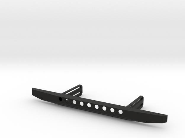 Rear Bumper for RC4WD Trail Finder 2 in Black Natural Versatile Plastic