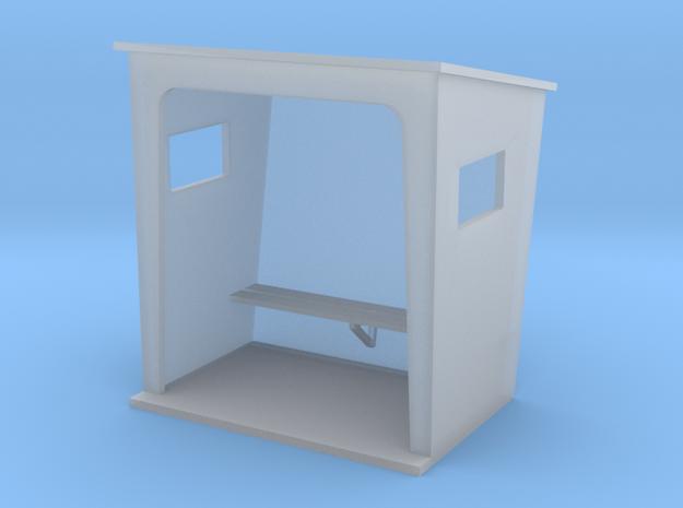 TJ-H01131 - Abribus beton, petit