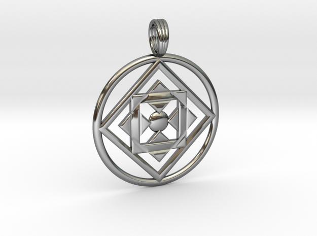 MASTER LOCK in Premium Silver