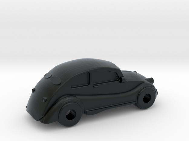 Cubla 2 - Plastic in Black Hi-Def Acrylate