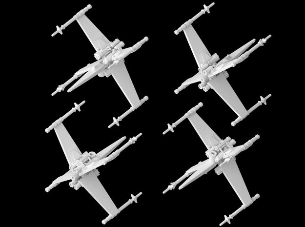 Cantwell's Prototype X-Wing (1/270)
