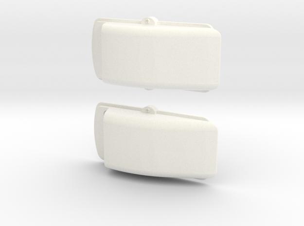 1.5 Aerateur Mirage in White Processed Versatile Plastic
