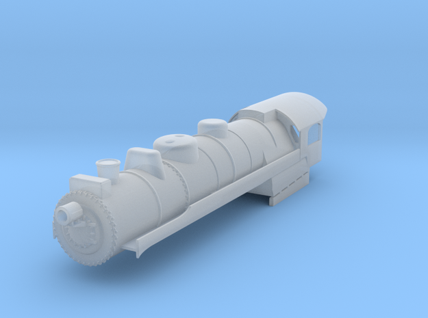 N Scale Reading G3 Steam Locomotive Shell