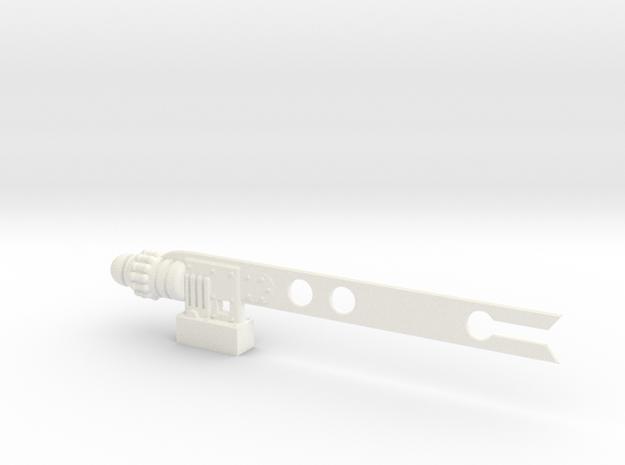 Arm Blade for Thanatic Martian Seige Robot
