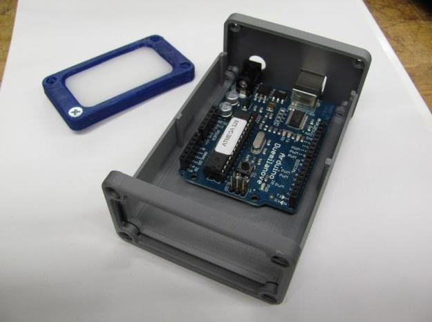 Arduino Case 3d printed Main View