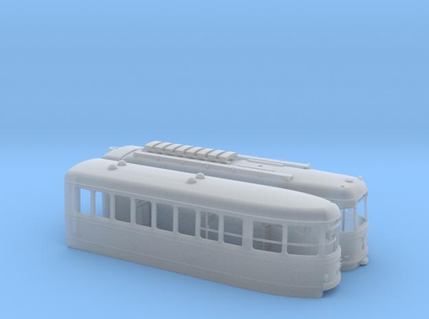 Wien Type F Nr.701-750 - Gehäuse - FUD - 2017.05.0 in Smooth Fine Detail Plastic