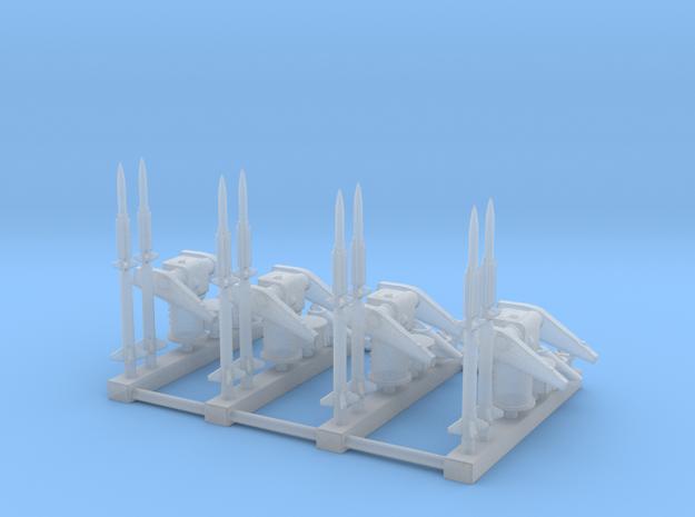 1/500 MK10 Terrier Missile Launcher KIT x4