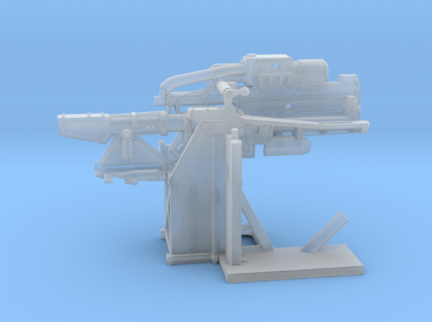 1/96 USN 5 inch Loading Machine Starboard in Frosted Ultra Detail