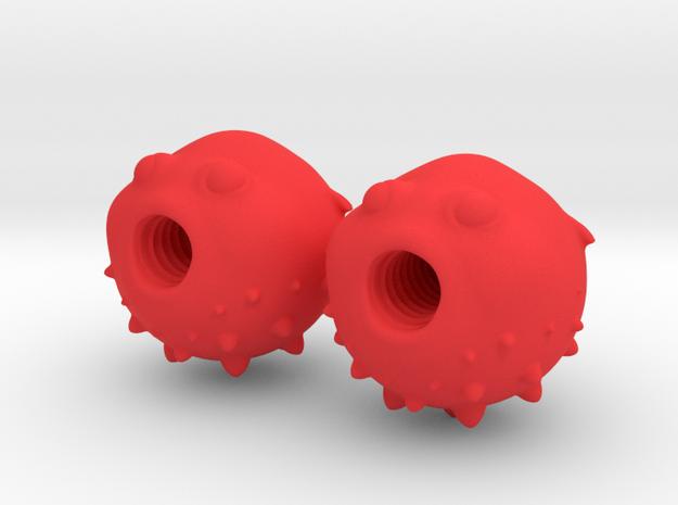 Blowfish Valve Caps - Presta Tires