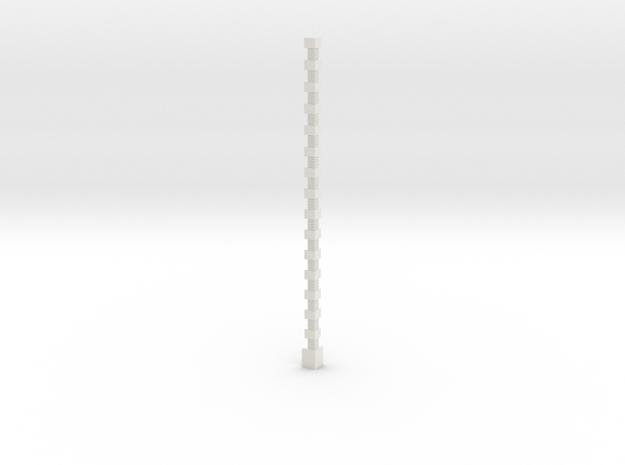 Oea201 - Architectural elements 3 in White Natural Versatile Plastic