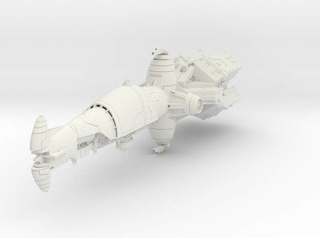 Cargo Craft in White Strong & Flexible