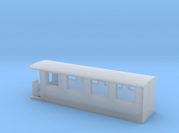 Personenwagen Parkeisenbahn Zf, 1:220 in Frosted Ultra Detail