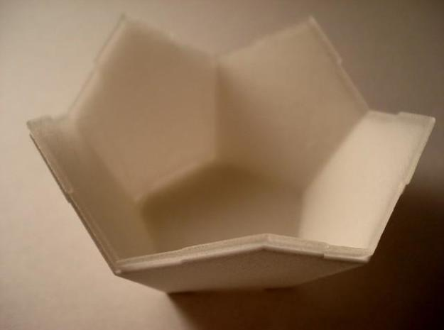 Half DodBox - Small 3d printed One inside the other