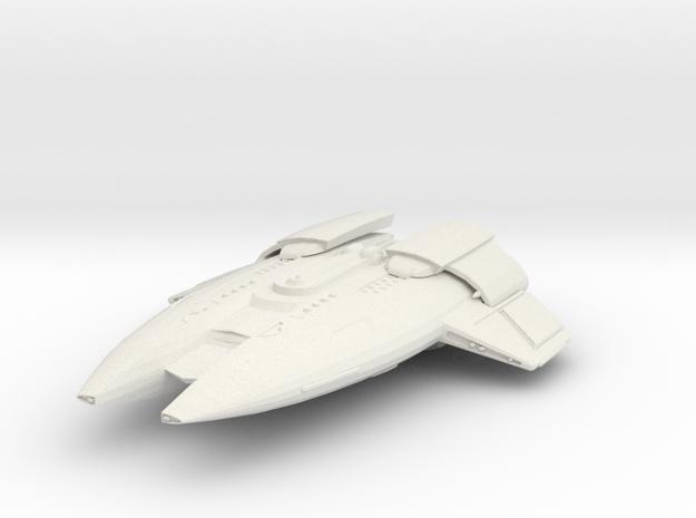 mercury class 12 inch in White Natural Versatile Plastic
