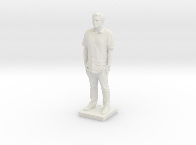 Printle C Homme 550 - 1/56 in White Natural Versatile Plastic
