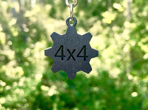 4x4 Keychain - for the offroad enthusiast !!