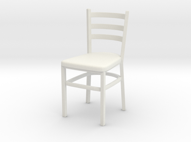 Chair 07. 1:24 Scale