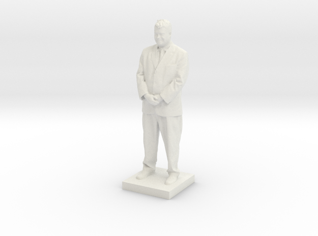 Printle C Homme 618 - 1/64 in White Natural Versatile Plastic