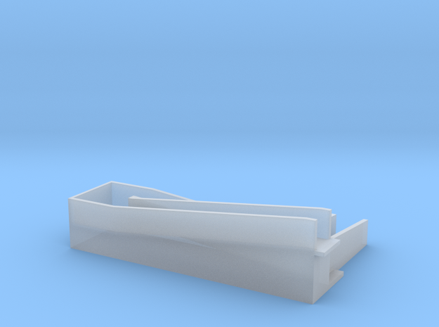 1/400 Passenger Boarding Ramps - 6mm in Smooth Fine Detail Plastic