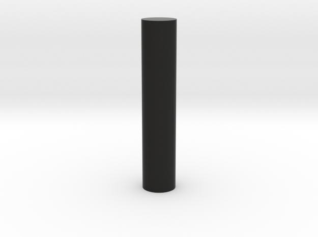 BPERC Ride Height Gauge Pivot Pin (5/5) in Black Natural Versatile Plastic