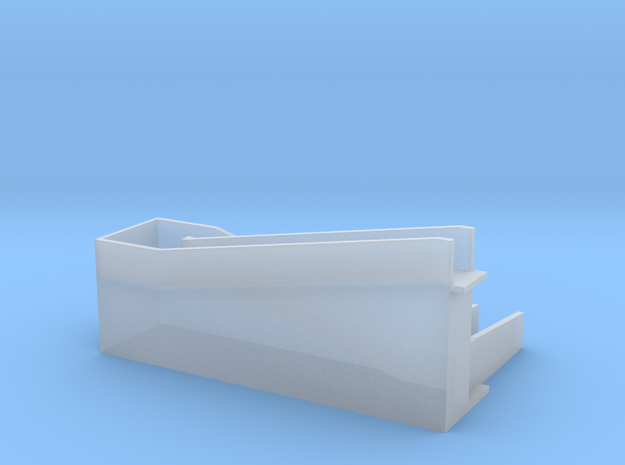 1/400 Passenger Boarding Ramps - 11mm in Smooth Fine Detail Plastic