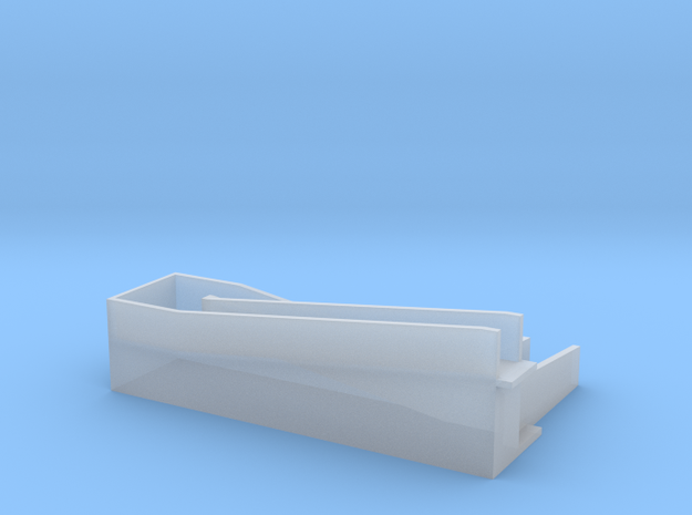 1/400 Passenger Boarding Ramps - 7mm in Frosted Ultra Detail