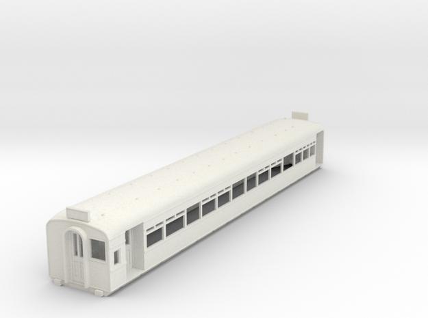 O-76-l-y-bury-first-class-coach in White Natural Versatile Plastic