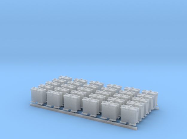1/144 Scale 20mm Oerlikon Ready Use Lockers x30 in Smoothest Fine Detail Plastic