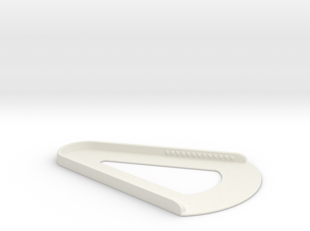 Jar Opener in White Strong & Flexible
